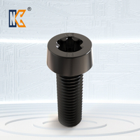 Cheese head torx screw